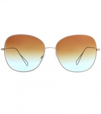 Isabel Marant Daria Sunglasses For Oliver Peoples Brown