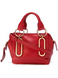 See By Chloe Small 'Paige' Tote Red