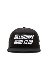 Billionaire Boys Club Snapback Black