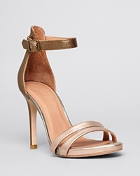 Joie Open Toe Ankle Strap Platform Sandals Jena High Heel