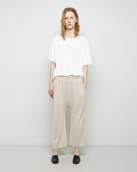 Lauren Manoogian Peg Pants Natural