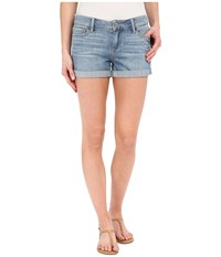 Paige Jimmy Jimmy Shorts In Elvie Elvie Women's Shorts Blue