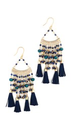Rosantica Kilimangiaro Earrings Blue