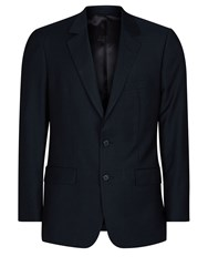Aquascutum London Pick Jacket Blue