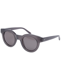 Sun Buddies Type 02 Sunglasses Milky Grey