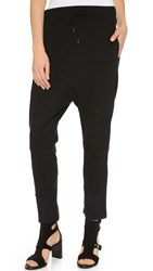 Superfine Easy Pants Black