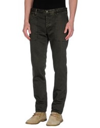 Icon Casual Pants Light Grey