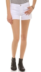 Citizens Of Humanity Ava Cut Off Shorts Santorini