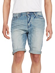 Ck Calvin Klein Tinted Wave Denim Shorts