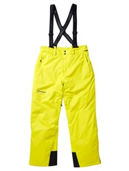Tog 24 Trident Milatex Salopette Yellow