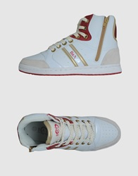 Baci And Abbracci High Top Sneakers