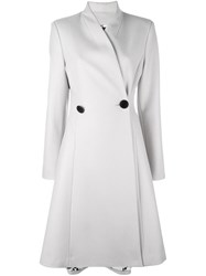 Eggs Double Breasted Coat Nude Neutrals