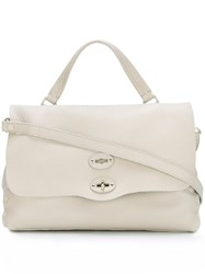 Zanellato Medium 'Postina' Tote Bag Nude And Neutrals