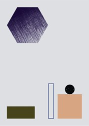 Ferm Living Geometry Poster 2
