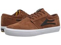Lakai Griffin Copper Suede Men's Skate Shoes Tan