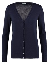 United Colors Of Benetton Cardigan Navy Blue