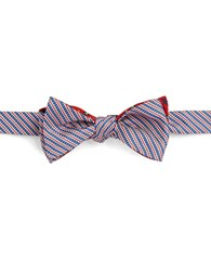 Brooks Brothers Reversible Bow Tie Red