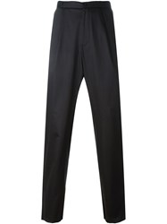 Emporio Armani Casual Trousers Black