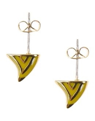 Dominic Jones Earrings Yellow