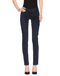 S.O.S By Orza Studio Trousers Casual Trousers Women Dark Blue