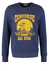 Converse Heritage Sweatshirt Nighttime Navy Dark Blue