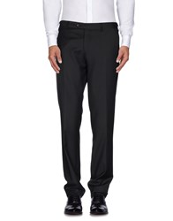 Luigi Bianchi Mantova Trousers Casual Trousers Men Steel Grey