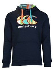 Canterbury Of New Zealand Uglies Hoodie Blue Multi