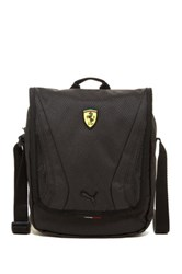 Puma Ferrari Replica Portable Bag Black