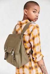 Urban Outfitters Avery Surplus Backpack Green