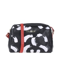 Stussy Under Arm Bags Black