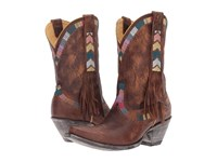 Old Gringo Persefone Brass Cowboy Boots Bronze
