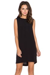 Neuw Gloria Sleeveless Dress Black