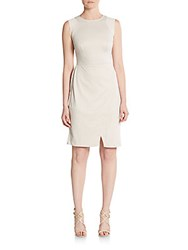 Marc New York Uneven Dress Pearl