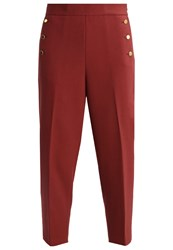Day Birger Et Mikkelsen Rehna Trousers Puce Mottled Red
