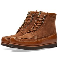 Grenson Hobson Boot Brown
