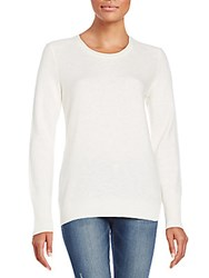 Rag And Bone Jillian Scoopneck Sweater Alpine White