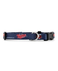 Hunter Manufacturing Minnesota Twins Dog Collar Team Color
