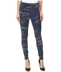 Lysse Soho Canvas Leggings Camo Women's Casual Pants Multi