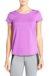 Under Armour Women's 'Fly By' Tee Mega Magenta