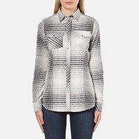 Barbour International Women's Turini Shirt Black Check