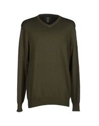 Timberland Sweaters Military Green