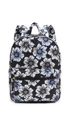 Kate Spade Siggy Printed Backpack Black Multi