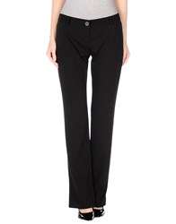 Lupattelli Trousers Casual Trousers Women Black