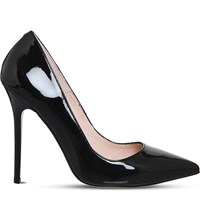 Office Onto Patent Leather Court Shoes Black Patent