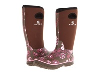 Roper Flower Barn Boot Brown Women's Rain Boots