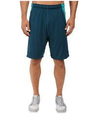Nike Fly 9 Shorts Midnight Turquoise Rio Teal Black Men's Shorts Green