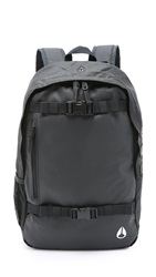 Nixon Smith Ii Backpack Black