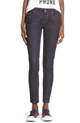 Junior Women's Vigoss Skinny Jeans Dark Wash