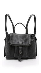 Botkier Warren Mini Backpack Black