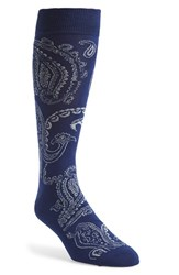 Men's The Tie Bar 'Paisley' Socks